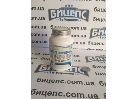 BioTech Multimineral Complex 100 tabl