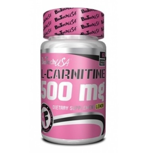 BioTech L-Carnitine 500mg 60 таблеток