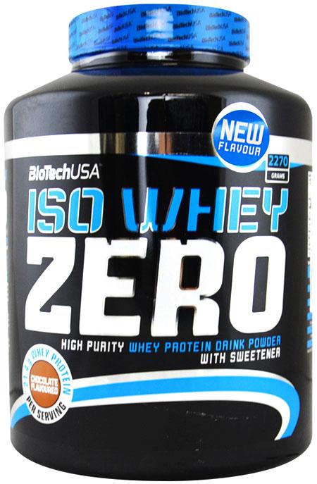 Biotech IsoWhey Zero LACTOSE FREE 2270 g - biceps-ua.com